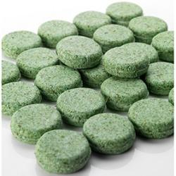 LUSH 洗髮餅-綠光精靈洗髮餅 Squeaky Green