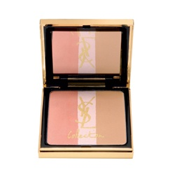 YSL聖羅蘭  頰彩‧修容-純美胭脂蜜粉盒 PALETTE COLLECTION COLLECTOR POWDER FOR THE COMPLEXION