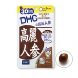 高麗人參 DHC Korean Ginseng