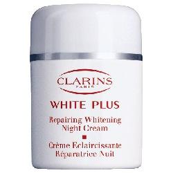 鎖顏美白晚霜 Repairing Whitening Night Cream White Plus