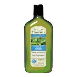 AVALON ORGANICS  經典綠瓶系列-有機薄荷洗髮精