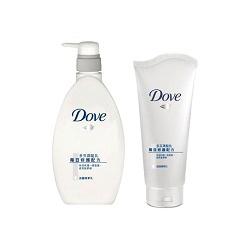 多芬潤髮乳─每日修護配方