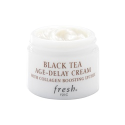 Fresh 臉部保養系列-紅茶逆時修護面霜 Black Tea Age-Delay Cream