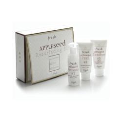 皮膚問題產品-蘋果籽煥膚三效組 Appleseed Resurfacing Kit