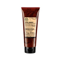The Body Shop 美體小舖 芳香精油自然保健系列-舒活提振身體潤膚凝膠