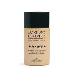 MAKE UP FOR EVER 底妝-絲柔粉底乳 Mat Velvet+