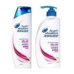 絲滑柔順深層滋潤洗髮乳