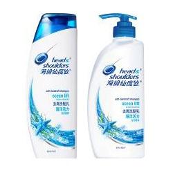 head&shoulders 海倫仙度絲 洗髮-海洋活力海洋精華洗髮乳