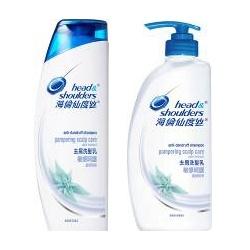 head&shoulders 海倫仙度絲 洗髮-敏感呵護蘆薈精華洗髮乳