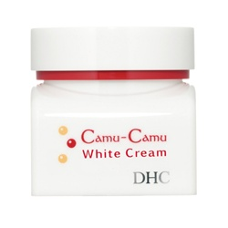 DHC  乳霜-Camu截黑靚白精華霜 DHC Camu-Camu White Cream