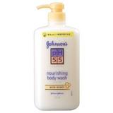嬌生pH5.5 蜂蜜舒緩沐浴乳