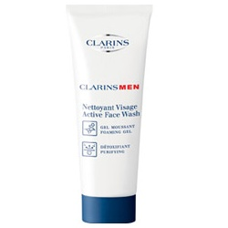 CLARINS 克蘭詩 男士系列-植物潔顏膠 Active Face Wash