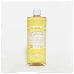 有機柑橘潔顏露 Citrus Orange Liquid Soap