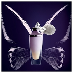紫蝶精靈香體粉 Midnight  Butterfly Poudre Sublimatrice Visage & Corps