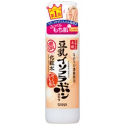 SANA 莎娜 濃潤豆乳美肌系列-濃潤豆乳美肌化妝水