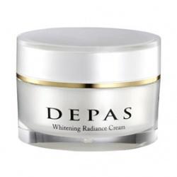 DEPAS 臉部保養-高效美白雪顏霜 Whitening Radiance Cream