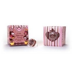 JAQUA 唇蜜-巧克力聖代 - 唇蜜戒指 Lip Gloss Ring