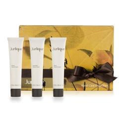 Jurlique 茱莉蔻 2008耶誕禮盒組-明星手霜三件組