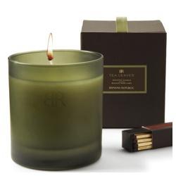 茶葉香氛燭 TEA LEAVES