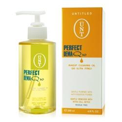 UNT  臉部卸妝-Q10有氧彈力卸妝油 Perfect DemaQ10