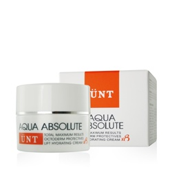 UNT  乳霜-多元保濕進化霜 Aqua Absolute