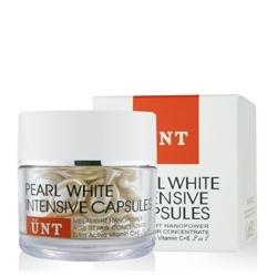 UNT  精華‧原液-珍珠嫩白C精華 Pearl White Intensive Capsules
