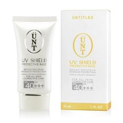UNT  妝前‧打底(臉‧眼)-亮采晶透隔離霜  UV Shield Protective Base
