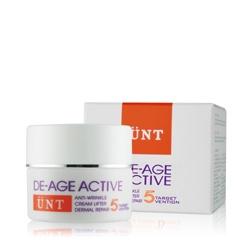 UNT  抗皺修護系列-緊緻抗皺精華霜 De-Age Active