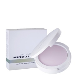 UNT  蜜粉-全礦物晶透無瑕蜜粉餅 Perfectly Luminous
