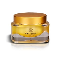 SMILE JORDAN 思奈兒佐丹 臉部保養-六胜肽緊實活膚滋養霜 Argireline Skin Compact Revitalizing Morning & Night Cream
