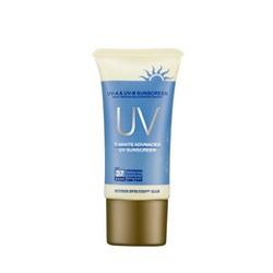 陶瓷光全護美白防曬乳(SPF-37 . UVA★★★★) T-White Advanced UV Sunscreen (SPF-37 . UVA★★★★)