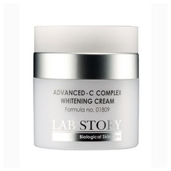 Lab Story  乳霜-嫩白修護霜 Advancd-C Complex Whitening Cream