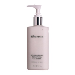 ELEMIS 潔面系列-玫瑰花瓣補濕潔面乳 REHYDRATING ROSEPETAL CLEANSER