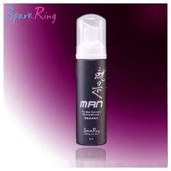 SparkRing  就是MAN系列-護髮造型慕斯 For Man Faircare Styling Mousse