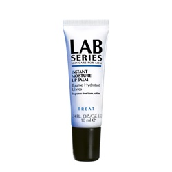 男仕臉部保養產品-瞬間保濕護唇膏 LAB SERIES INSTANT MOISTURE LIP BALM