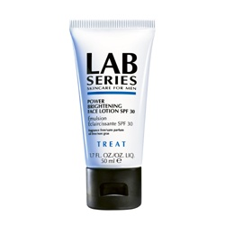 Lab Series 雅男士 男仕臉部保養-勻白防曬乳液 SPF30 LAB SERIES POWER BRIGHTENING FACE LOTION SPF 30
