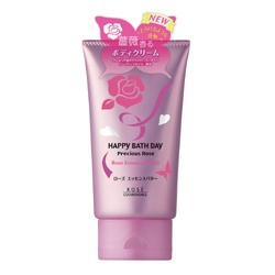 薔薇花蜜柔膚乳霜 Happy Bath Day Precious Rose Essence Butter