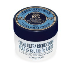 乳油木保濕身體霜 Shea Butter Ultra Rich Body Cream