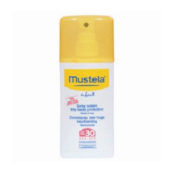 高效性兒童防曬噴抹劑SPF30 Very high protection sun spray SPF30