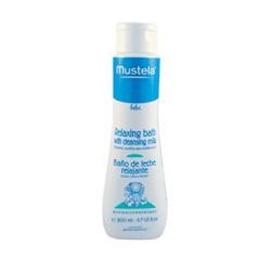 Mustela 慕之恬廊 嬰幼兒清潔保養系列-舒暢泡浴乳 Relaxing bath