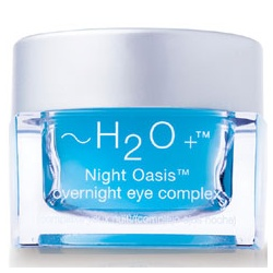 ~H2O+ 水貝爾 8杯水系列-8杯水星光修護眼膜 Night Oasis Overnight Eye Complex