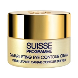 SUISSE PROGRAMME 葆麗美 魚子緊緻系列-魚子緊緻眼霜 Caviar Lifting Eye Contour Cream