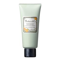 Nature&Co  臉部卸妝-純淨卸粧乳 Cleansing
