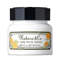 Nature&Co  乳霜-純淨美白霜 Cream