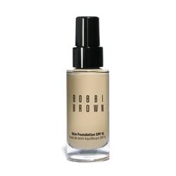 BOBBI BROWN 芭比波朗 粉底/蜜粉/飾底乳-自然輕透粉底液SPF15 PA+ Skin Foundation SPF15 PA+