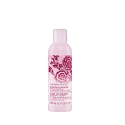 The Body Shop 美體小舖 摩洛哥玫瑰系列-摩洛哥玫瑰(沐浴)按摩油 MOROCCAN ROSE BATH & MASSAGE OIL