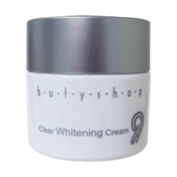 butyshop  乳霜-晶透美白霜 Clear Whitening Cream