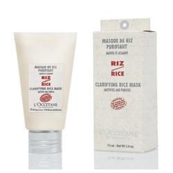 L'OCCITANE 歐舒丹 普羅旺斯有機紅米系列-紅米淨化控油面膜  Clarifying Rice Mask