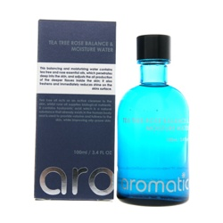 aromatica 化妝水-茶樹玫瑰平衡調理液 Tea tree Rose Balancing & Moisturizing Water