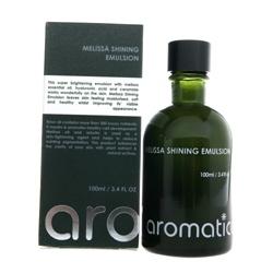 aromatica  乳液-香蜂草亮澤保濕乳 Melissa Shining Emulsion